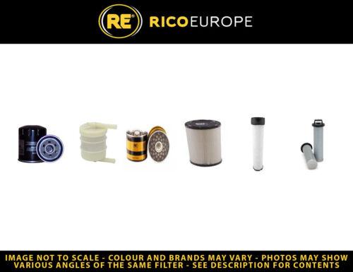 Wacker Neuson WL18 Filter Service Kit