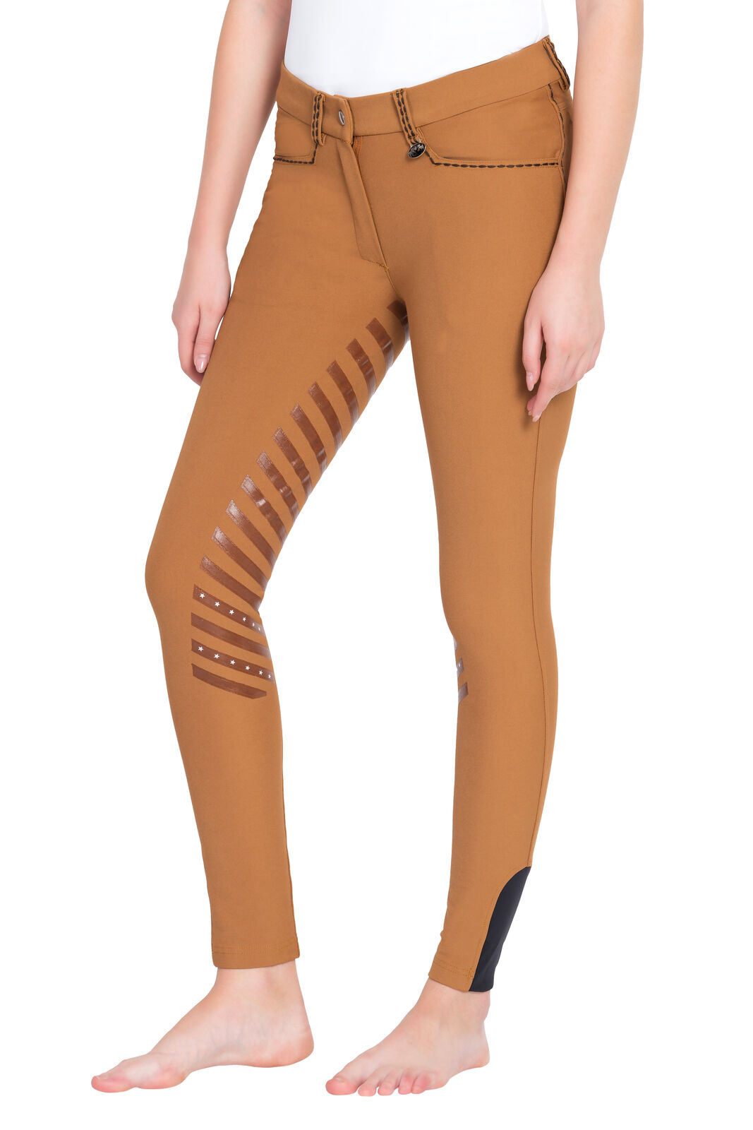Equine Couture  Nora Extended Knee Patch Ladies Breeches                      ...  the newest