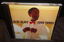 Aloe Blacc - Good Things (CD, 2010)