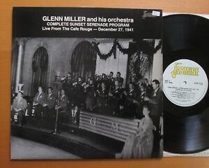 Glenn-Miller-Complete-Sunset-Serenade-Program-1941-EXCELLENT-JASM-2504