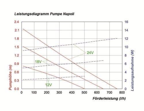 30 Watt Solarpumpe mit Wasserspeier Solar Teichpumpe Gartenteichpumpe Teichfigur