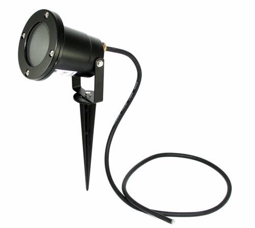 IP68 Bodenleuchte Gartenstrahler Teichleuchte Piso 230V für GU10 Halogen und LED