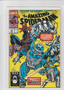 The-Amazing-Spider-Man-351-Sep-1991-Marvel-NM