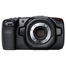 Blackmagic Design Pocket Cinema Camera 4k Camcorder Black For Sale Online Ebay