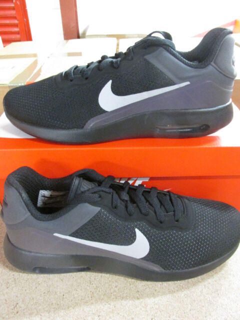 8d2eabf44c1 Nike Air Max Modern SE Black Reflective Mens Running Shoes SNEAKERS ...