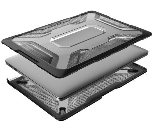 "Macbook pro 13 /"" Case 2018 A1989 Supcase Dünn Gummierte Stoßstange Schutzhülle"