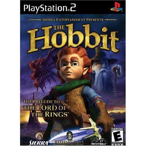 The Hobbit (Sony PlayStation 2, 2003) - European Version for sale online    eBay