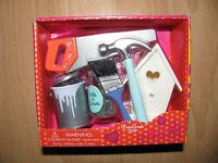 American Our Generation 18 Girl Doll  Woodwork Kit  Accessories Set-