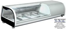 Spartan Refrig Ssc 46 Spartan Refrigerated Sushi Case 46 Led Lighting
