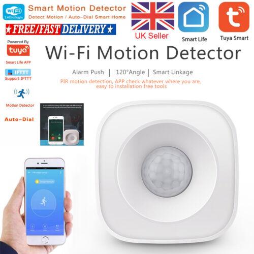 Motion PIR Sensor Detector WiFi Movement Sensor Smart Life APP Security System