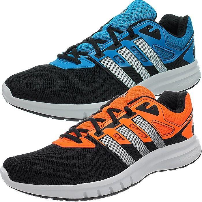 Adidas GALAXY 2 messieurs-training Chaussures bleu ou orange Chaussures De Course Baskets Neuf