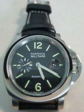 Marina Militare Men's Watch 44mm Luminor Homage - Mechanical Automatic Movement