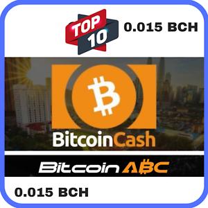 BCH Mining-Contract 0.015 BCH 0.015 Bitcoin-Cash