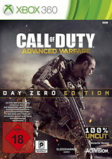 X360 / Xbox 360 Spiel - Call of Duty: Advanced Warfare (USK18) (mit OVP)
