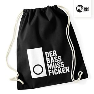 Turnbeutel-Techno-Spruch-Der-Bass-muss-Ficken-Party-Festival-Rave-Moonworks