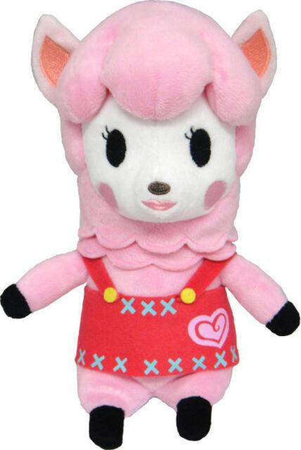 """1x NEW Little Buddy 1306 USA Animal Crossing 8"""" Lisa/ Reese Stuffed Plush"""