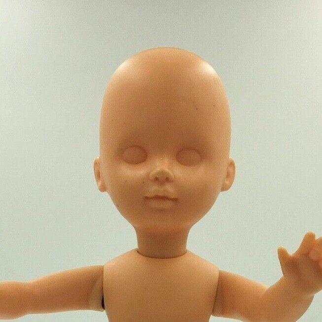 Mezco Living Dead Doll Muñecas Vintage muestra de producción Cuerpo en blancoo