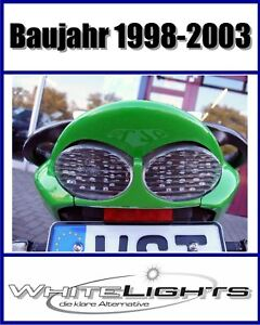LED-Ruecklicht-Heckleuchte-weiss-klar-Kawasaki-ZX-6R-ZX6R-Ninja-LED-tail-light