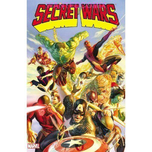 MARVEL SECRET WARS VOL 1 TPB 1 2 3 4 5 6 7 8 9 10 11 12 SPIDER-MAN FREE SHIPPING