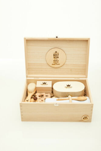Personalised New Baby Memory BoxEngraved Wooden BoxChristening gift
