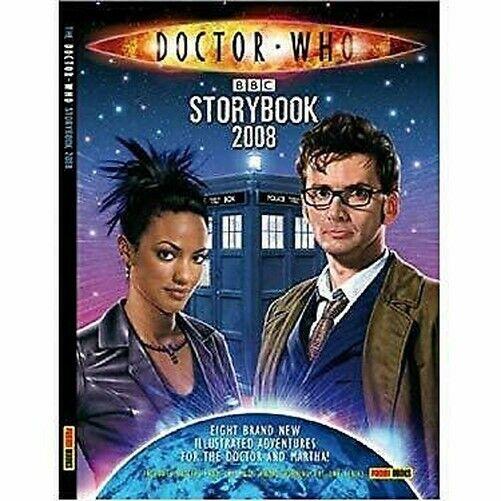 Doctor Who Bilderbuch 2008 Hardcover