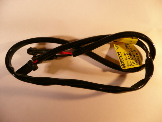 Heated Grips Wiring Harness 69200232 Late Model Harley