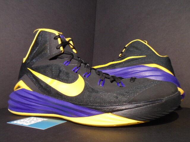 Nike hyperdunk 2014 carlos - säufer cbooz pe promo - carlos stichprobe schwarzes gold purle lakers bd9d18