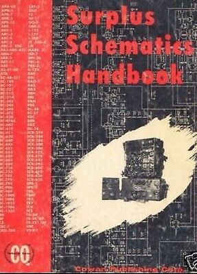 SURPLUS SCHEMATICS HANDBOOK on CD by Kenneth B Grayson