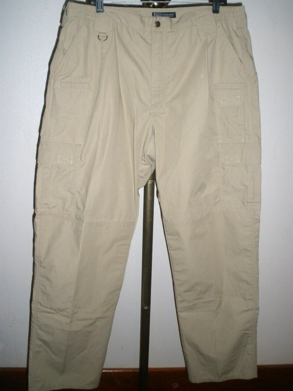 NWOT 5.11 Tactical Series  Taclite Pro Pants Poly Ctn Ripstop Sz 38 x 34  is discounted