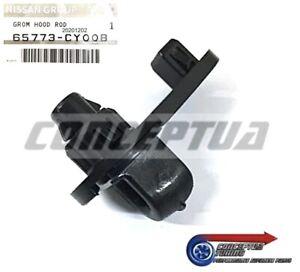 Genuine Nissan Bonnet Stay Clip 65773-CY00B - For Qashqai J11E 2014 on 2nd Gen