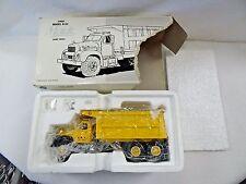 First Gear 1960 Model B-61 Mack Dump Truck DPW 1/34 Scale