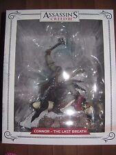 Assassin's Creed III CONNOR - The Last Breath PVC Statue NEW