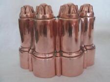 Antique Victorian English Benham & Froud Copper Jelly Mould # 623