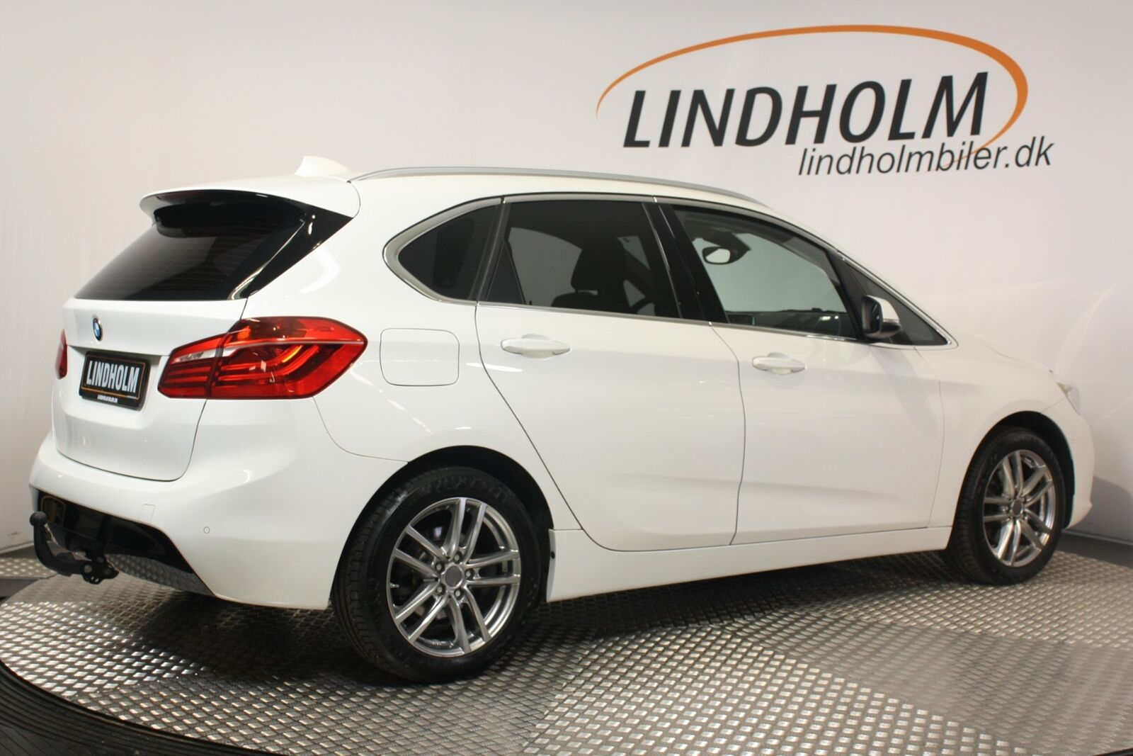 BMW 218i Active Tourer Advantage aut.