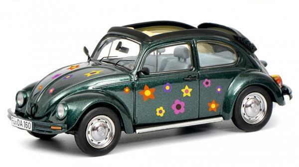VW Kaefer Open Air bluemen Green 1 43 450389500