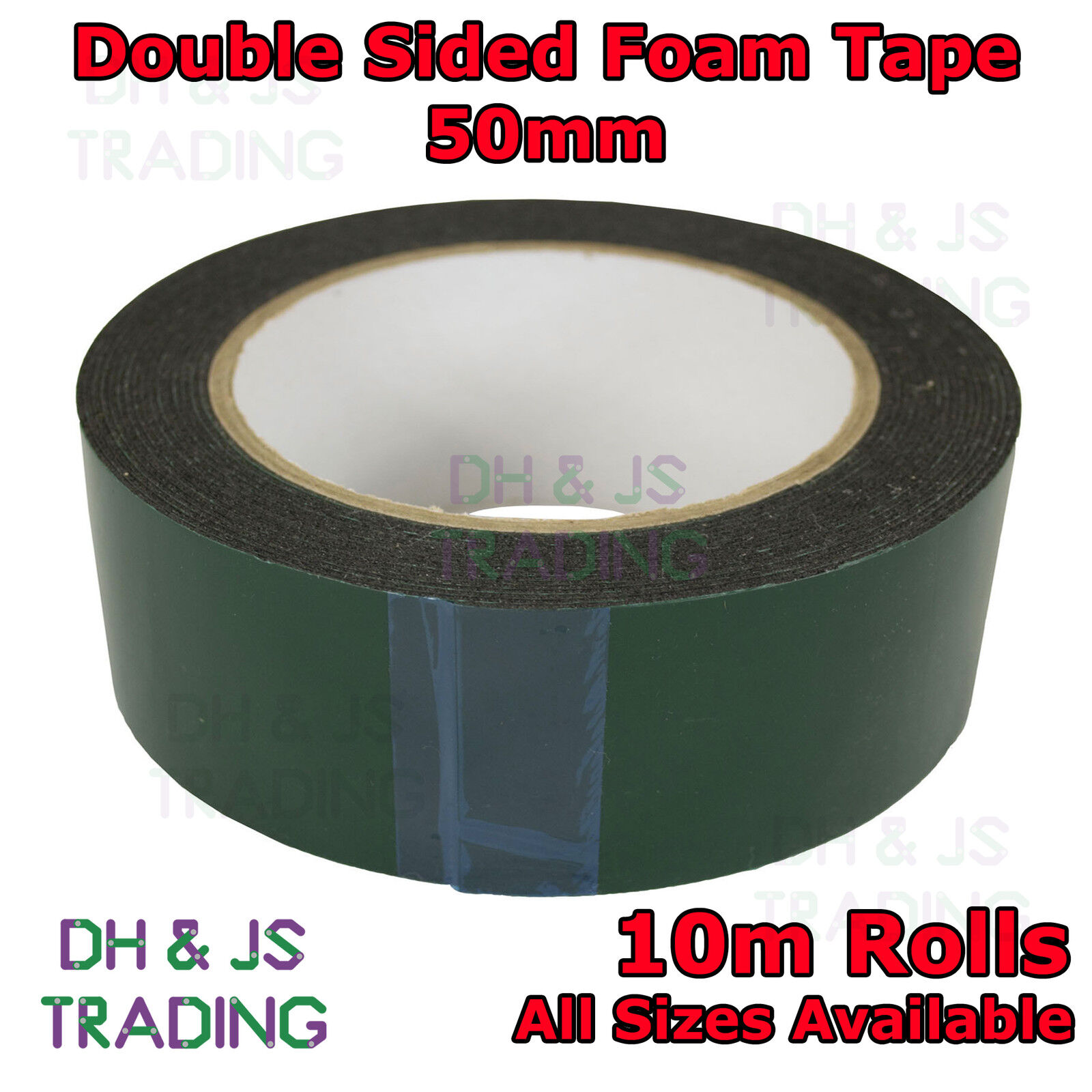 3M Double Sided Tape Strong Ultra Clear Craft Tape F//L 3M 6mts