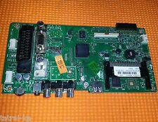 """MAIN AV BOARD FOR LUXOR 19"""" LCD TV 17MB62-1 20599311 SCREEN: HT185WX1-100"""