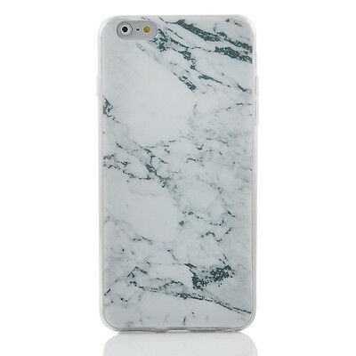 Creative Granite Marble Texture Soft Shell Tpu Phone Case for iPhone5/6/6Plus