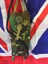Genuine British Army CamelBak Thermobak Hydration Pack Woodland DPM Camo Gr 1