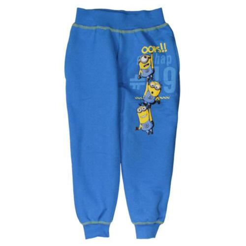 Minions Kids Blue Joggers
