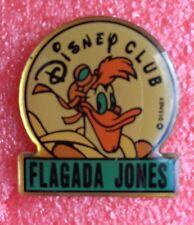 Pins DISNEY CLUB Personnage FLAGADA JONES Film LA BANDE A PICSOU Character
