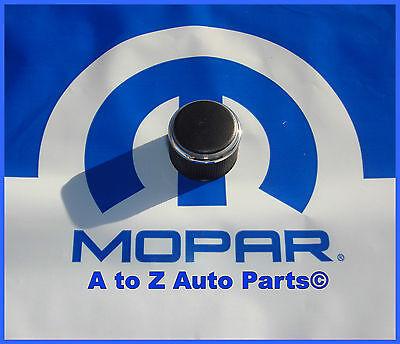 OEM Mopar Chrysler NEW 2007-2010 Dodge Jeep Standard RES Radio Volume KNOB