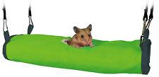 Túnel Colgante Tubo De Dormir Para Hamster Jerbo Ratón Juguete Hamaca