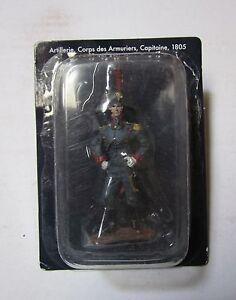 NNS065-ARTILLERIE-CORPS-DES-ARMURIERS-CAPITAINE-1805-HOBBY-amp-WORK