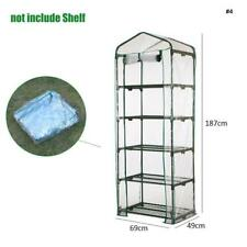 Growing Patch Greenhouse 3 Tier Mini Garden Cold Frame Shelving Roll Up Cover