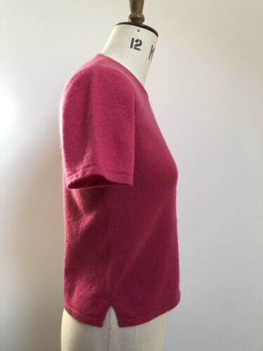 Excellent S 100 Condition Brand Worn Unknown Top Once Cashmere Luxury Knitted qvHgFYx