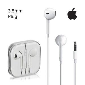 OEM Apple EarPods/Earbuds Headset w/ Mic & Remote 3.5mm Headphones, Used case