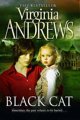 """""""AS NEW"""" Black Cat (Gemini), Andrews, Virginia, Book"""