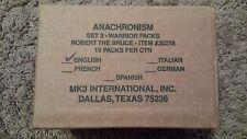 Anachronism Set 3: Warrior Packs - Case of 10 -English- TriKing/History Channel