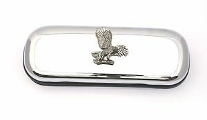 Landing Eagle Motif Pen Case & Ball Point Falconry Gift FREE ENGRAVING BYqwufgB-09103058-181298245